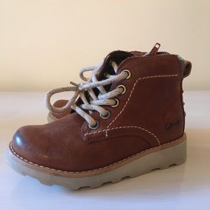 Clark's Boots for Kids, Size 7.5